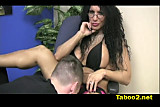 Wunder Woman jerking her patient