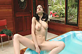 X Roxie - Tub Masturbation