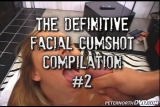 The Definitive Facial Cumshot Compilation #2