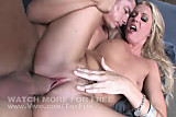 AJ Bailey Has Her Pussy Spread And Fucked