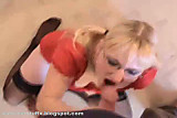 Blonde Wife Blowjob Compilation