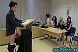 Cfnm dominating fetish femdom babe