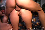 Italian Threesome 2 girls Terzetto