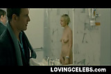 Celeb Carey Mulligan completely nude coming out of show