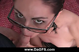 Alicia Blow Job Interview