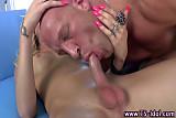 Tgirl amateur hottie blows her load