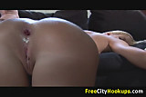 Horny Blonde Babe Barbara Summers Hard Anal Fuck
