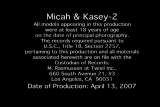 Micah Moore Kacey Villainess