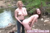 Busty Christy and Christine Young - Part 2