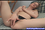 Busty College Masturbates In Bfs Dorm