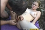 Christine Young with Yvon with anal