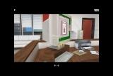Piss: the secretary 3D