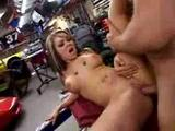 Julia Bond Sex In Garage