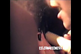 Celeb Abi Titmuss sex tape hardcore black lesbianism
